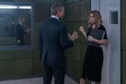 Bond (Craig) und Madeleine (Seydoux) im Wortgefecht