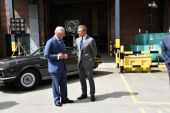 Craig und Prinz Charles