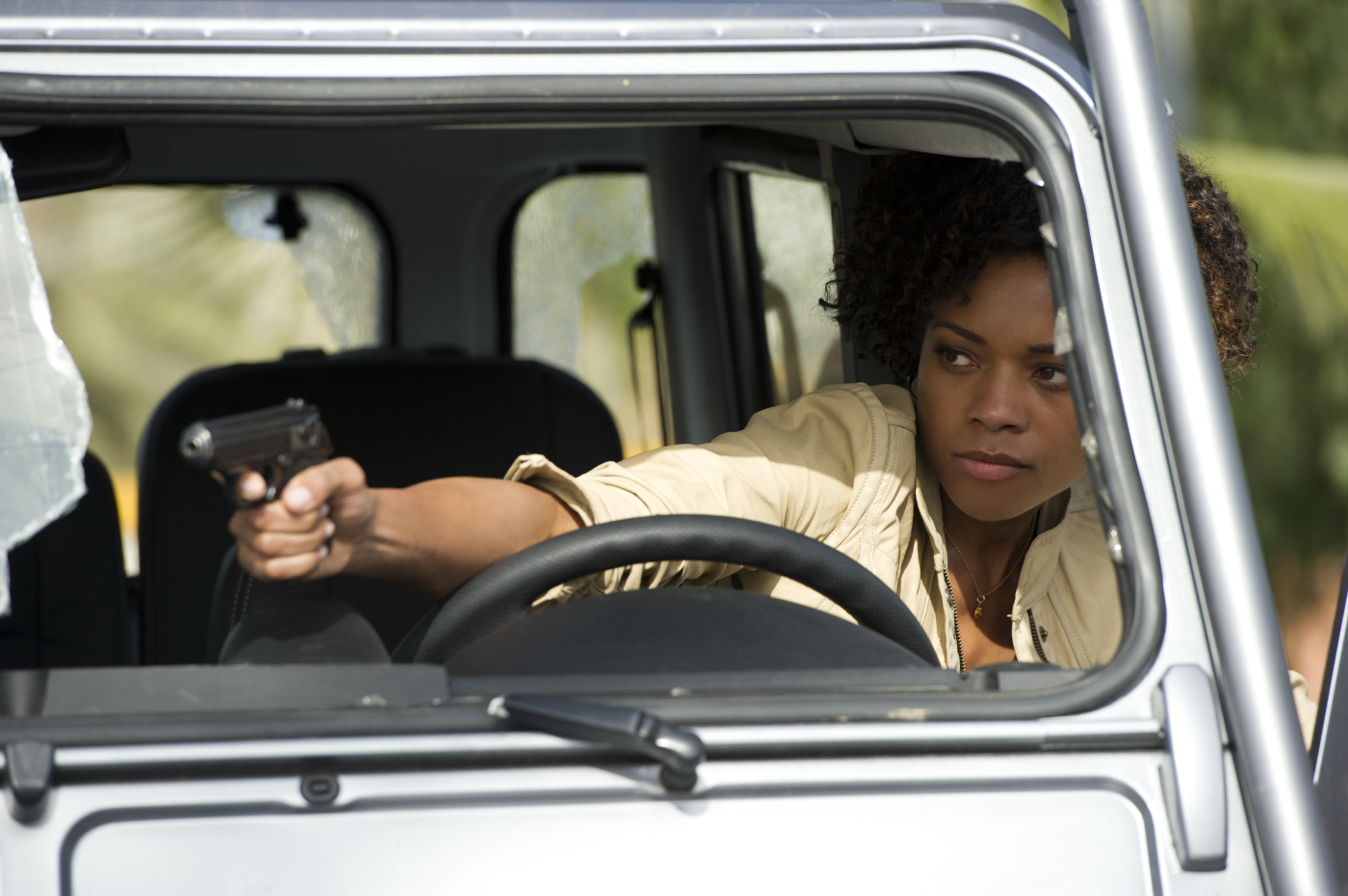 Naomie Harris (Eve) in Sony Pictures\' SKYFALL. © 2012 Sony Pictures Releasing GmbH