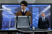 Ben Whishaw (Q) in Sony Pictures\' SKYFALL. © 2012 Sony Pictures Releasing GmbH