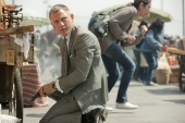 DANIEL CRAIG (James Bond) in Sony Pictures\' SKYFALL. © 2012 Sony Pictures Releasing GmbH