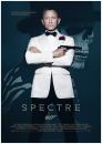 Das deutsche Hauptplakat zu SPECTRE © 2015 Sony Pictures Releasing GmbH