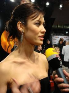 Bond-Girl Olga Kurylenko