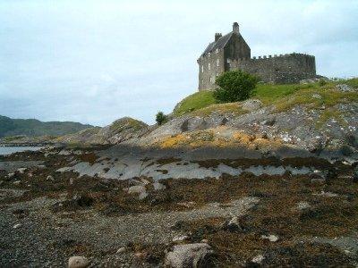 Duntrune Castle - Könnte in BOND 23 eine wichtige Rolle spielen