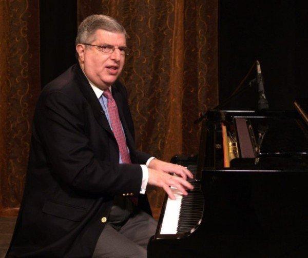 Filmkomponist Marvin Hamlisch