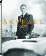 Das Skyfall Steelbook UK