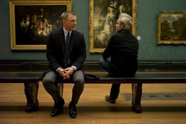 Wer wird in Zukunft bei den Dreharbeiten neben Daniel Craig Platz nehmen?