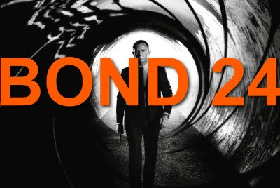 JAMES BOND Nr. 24 kommt im Oktober 2015 in die Kinos!