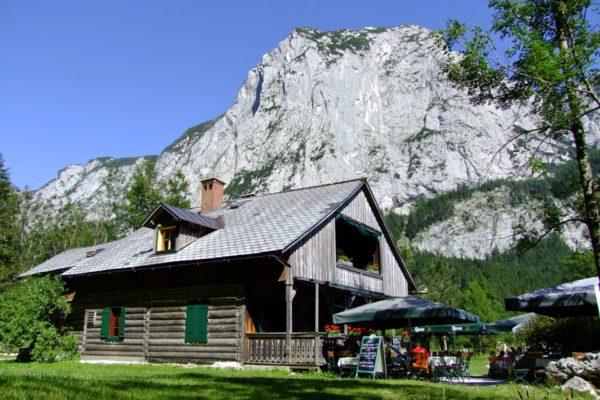 """Das Gasthaus """"Jagdhaus Seewiese"""" © Wikipedia"""