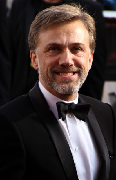 Österreichs Hollywood-Größe Christoph Waltz dürfte eine bedeutende Rolle in BOND 24 übernehmen © Zadi Diaz [CC-BY-SA-3.0 (http://creativecommons.org/licenses/by-sa/3.0)], via Wikimedia Commons
