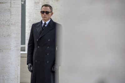 007 in Italien auf trauriger Mission! © 2015 Sony Pictures Releasing GmbH