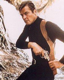 Roger Moore in Leben und sterben lassen. LIVE AND LET DIE ©1973 Danjaq S.A.