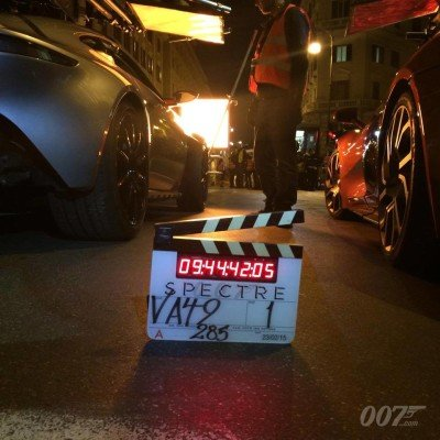 Aston Martin gegen Jaguar - wer gewinnt? SPECTRE © 2015 MGM, Danjaq