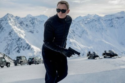 007 in Österreich! © 2015 Sony Pictures Releasing GmbH