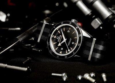 Die OMEGA Seamaster 300 © OMEGA Ltd.