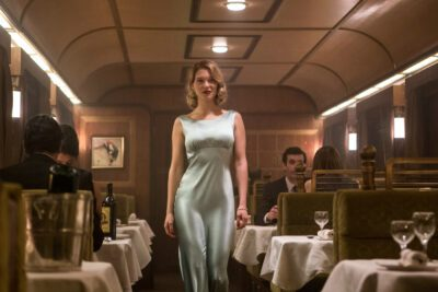 """Léa Seydoux (""""Madeleine Swann"""") in Metro-Goldwyn-Mayer Pictures', EON Productions' und Sony Pictures' SPECTRE. © 2015 Sony Pictures Releasing GmbH"""