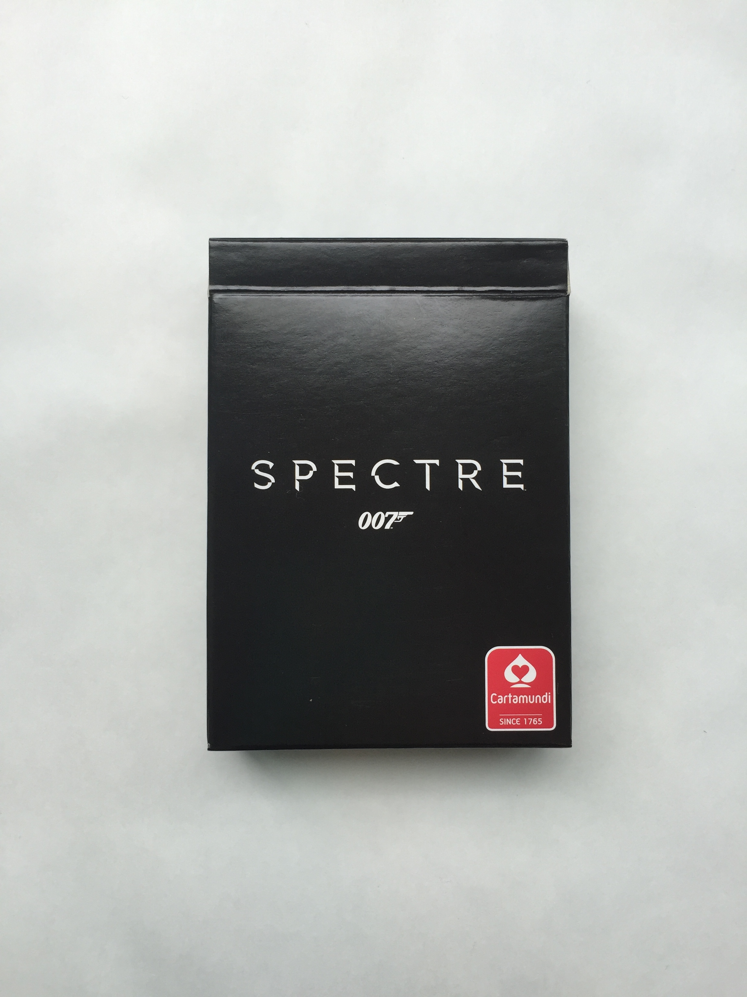 Spectre-Kartenspiel