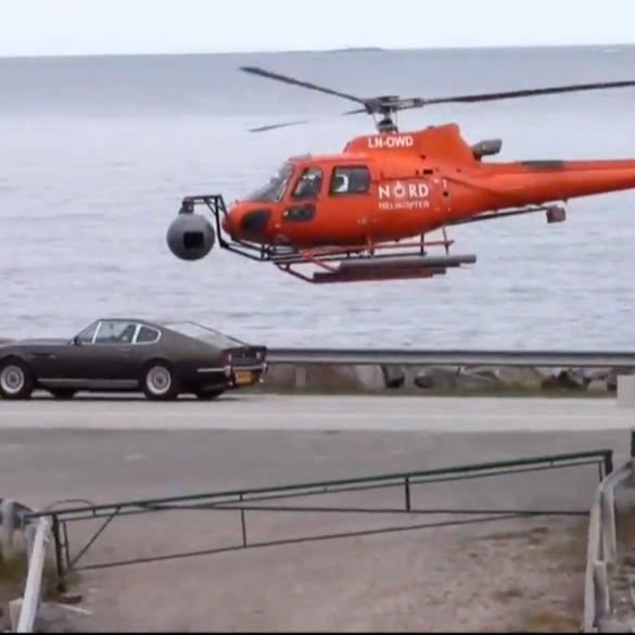 Produktionsreport #5: Set-Unfall in Pinewood! Dreharbeiten in Norwegen! Drehbuch fertig!?