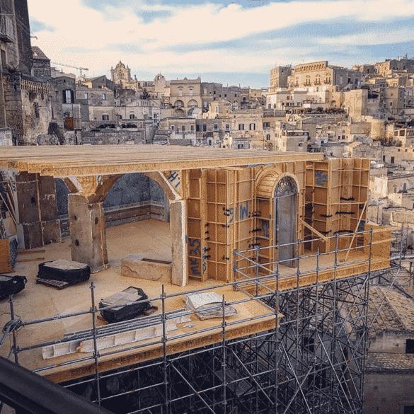 Produktionsreport #9: Beginn der Dreharbeiten in Italien zu NO TIME TO DIE