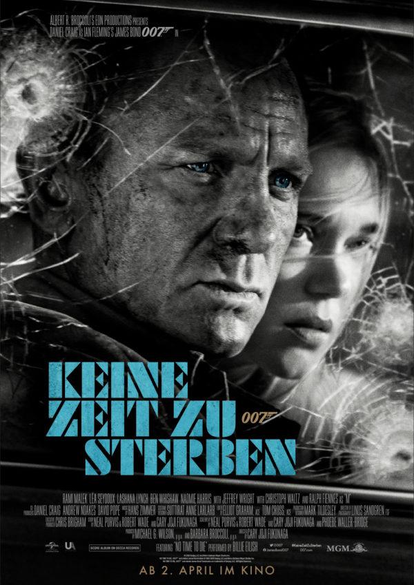 Neue Filmposter zu KEINE ZEIT ZU STERBEN