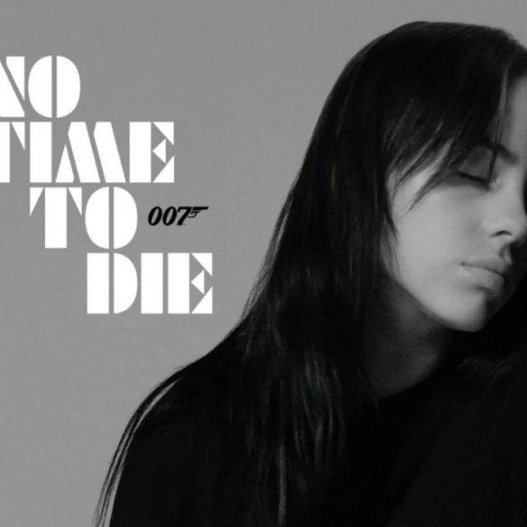 Billie Eilish veröffentlicht ihren Titelsong