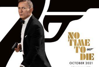 NO TIME TO DIE: Neuer Kinostart Oktober 2021