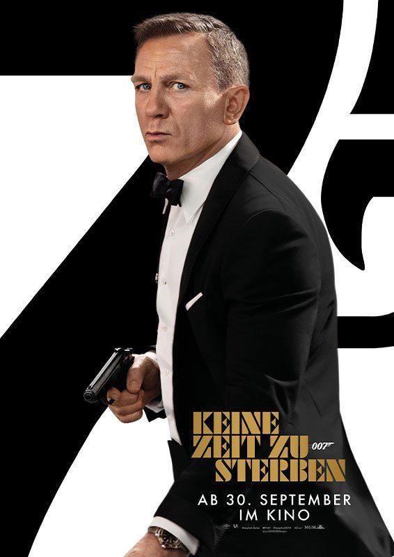 Es geht wieder los: James Bond kehrt zurück!